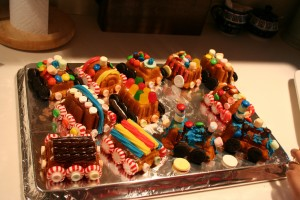 owen's train cake