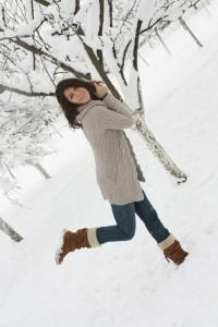 Winter Wonderland - Snowflakes' Dance
