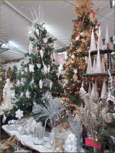 Tree Farm, Decorations 12-8-12